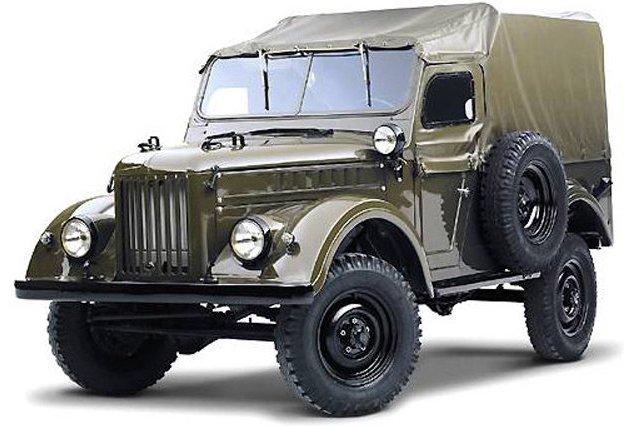 ГАЗ-69 (УАЗ-69) (Козлик)